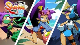 Shantae Half-Genie Hero Part 87 Ninja Mode Gameplay Walkthrough - Shantae fanart