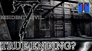 Gambar cover Theorizing: The True Ending of Resident Evil 7?!