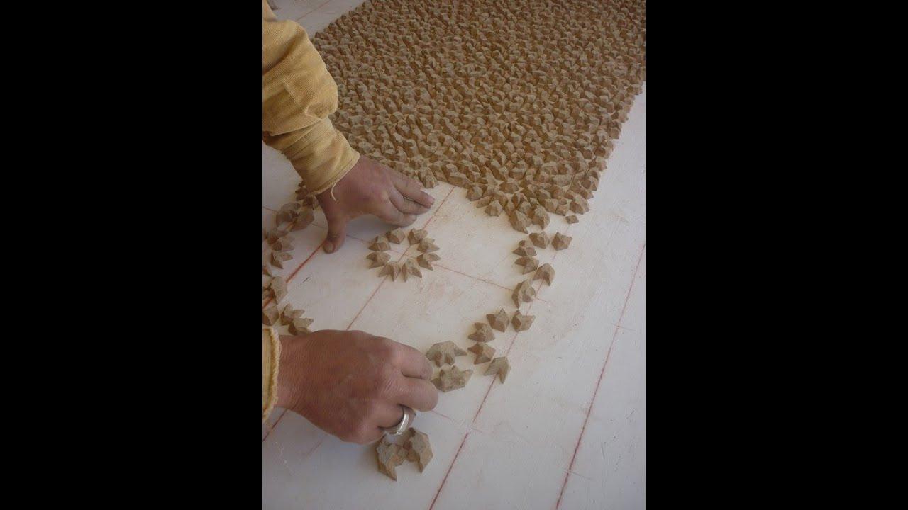 comment poser du mosaique traditionnel marocaine by atelier zellige traditionnel. Black Bedroom Furniture Sets. Home Design Ideas