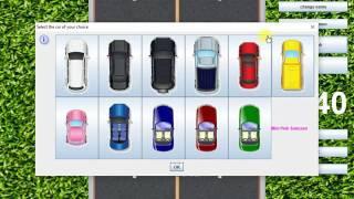 Car Game (Java)