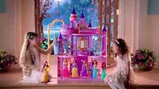 Ultimate Dream Castle - Disney Princess - Mattel