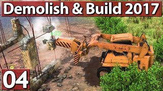 PRÄZISIONSFLEXEREI ► Demolish and Build Simulator #4