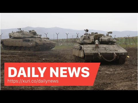 Daily News - Israeli military strikes Iranian targets inside Syria, warns Syria not to attack