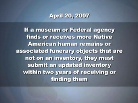 NAGPRA Notices