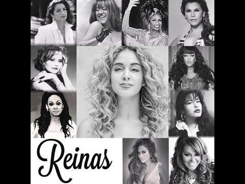 """""""Reinas"""" by Karen Rodriguez: Tribute to Latina Women in Music History"""