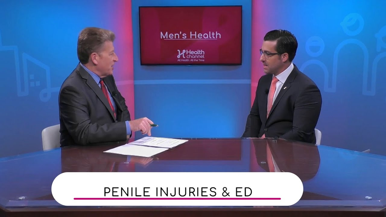Penile Injuries & ED