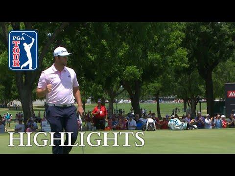 Jon Rahm's Round 3 highlights from Fort Worth