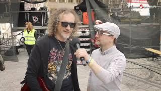Na czym gra Marek Pająk (gitarzysta Vader) i jakie ma plany koncertowe?