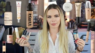 2017 Beauty Needs & Nopes (1 nope this time) | Foundations | Color Correctors | Concealers | Powders
