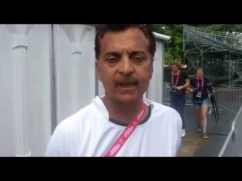 Pakistan vs Argentina 4-1 Team Manager Hasan Sardar Interview after match