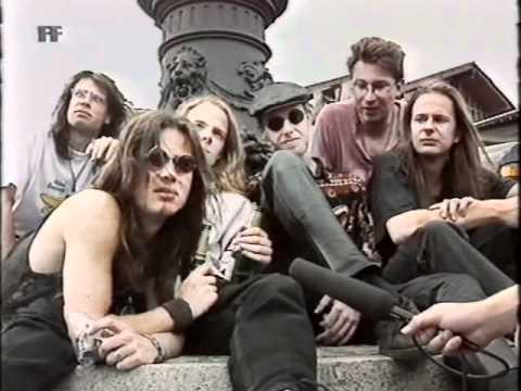 Fiddlers Green im Frankenfernsehen 1994