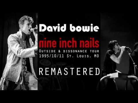 Nine Inch Nails & David Bowie 16 Hurt 1995 Live Remastered