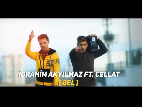 İbrahim Akyılmaz Ft. Cellat [ GEL ] ( Official Clip )