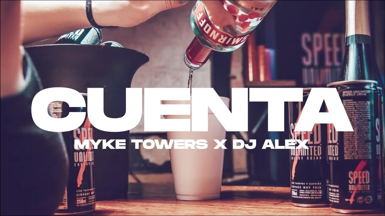 Download CUENTA (REMIX) ✘ DJ ALEX