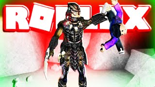 ROBLOX PREDATOR GAME (Let's Play Video)