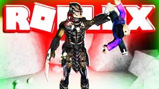 ROBLOX PREDATOR gioco (Let's Play Video)