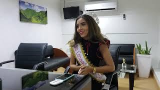 Reina del Carnaval fue víctima de la delincuencia, llama a las autoridades a reforzar la seguridad