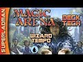 Magic Arena Standard | Wizard Tempo Deck Tech