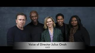 Kelvin Harrison Jr. And Julius Onah Interview | LUCE
