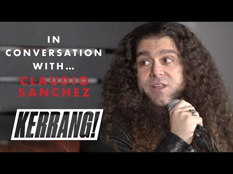 In Conversation With: CLAUDIO SANCHEZ of COHEED AND CAMBRIA
