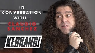 In Conversation With CLAUDIO SANCHEZ of COHEED AND CAMBRIA