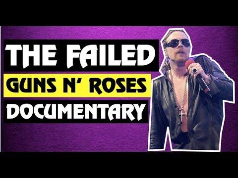 Guns N' Roses: The Failed Guns N' Roses & Velvet Revolver Documentary