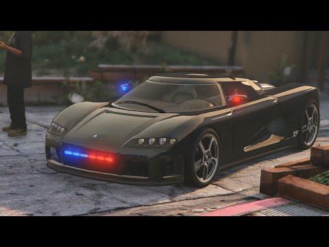 GTA 5 LSPDFR #46 - Undercover Terrorist — Police Entity XF Patrol