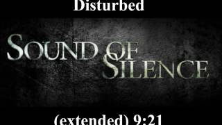 Sound of Silence (extended) - Disturbed