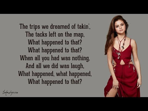 Love Will Remember - Selena Gomez (Lyrics) 🎵