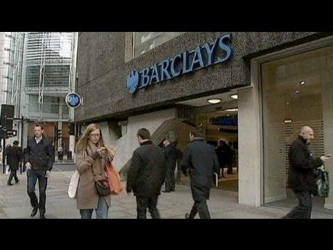 Barclays' profit up, bad loans down