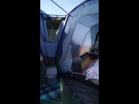 Hi gear Sahara 6 tent
