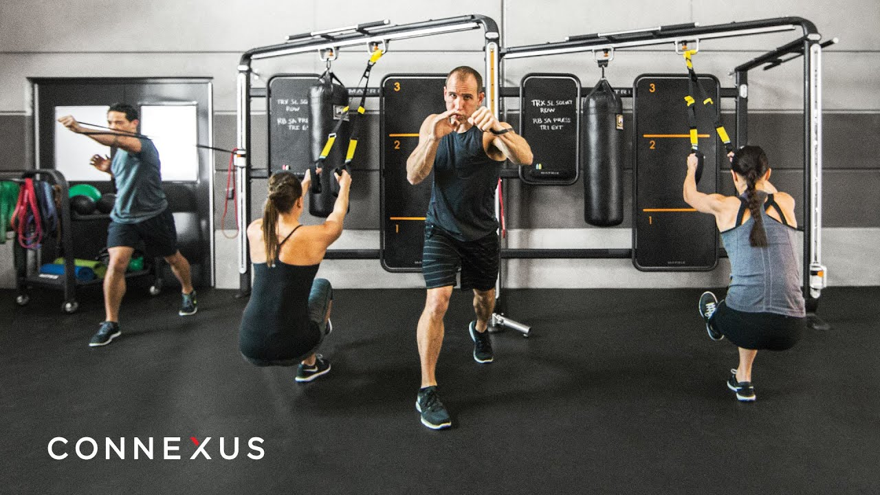 Matrix Connexus Functional Training System Youtube
