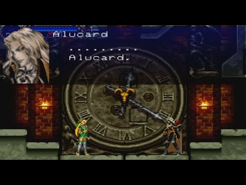 Castlevania: Symphony of the Night #3 - Marble Gallery & Outer Wall