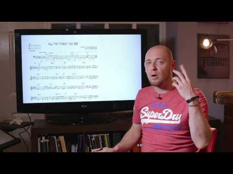 Lead Sheet Navigation for Bass Players /// Scotts Bass Lessons