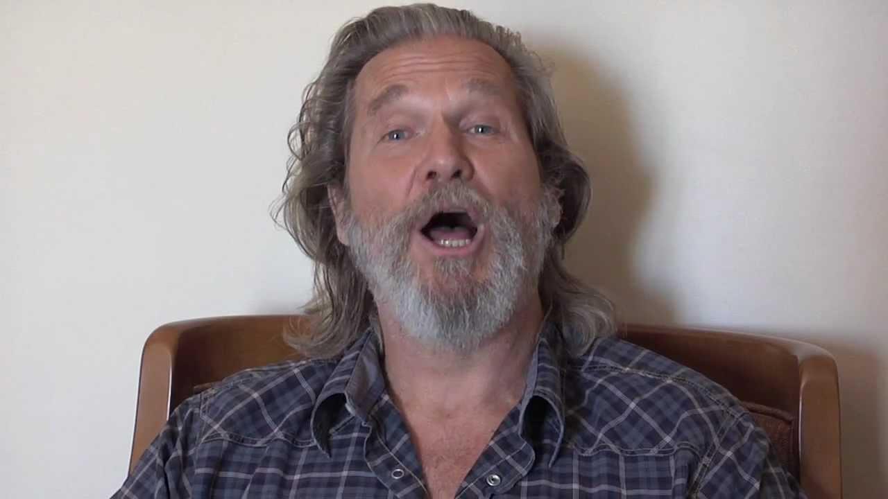 Jeff Bridges' Celebrity Playlist Intro