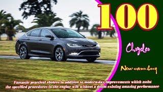 2019 Chrysler 100   2019 Chrysler 100 headlight   2019 Chrysler 100 redesign   2019 Chrysler 100 c