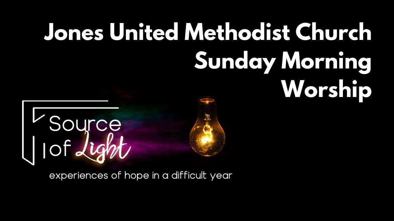Sunday Worship February 7, 2021