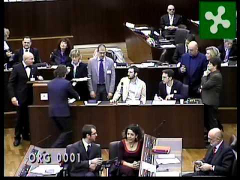Primo Consiglio Regione Lombardia - 27032013 - Prima Parte