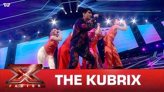 The Kubrix synger 'Hallucinogenics' – Matt Maeson (Liveshow 1)   X Factor 2021   TV 2