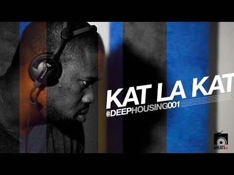 Deep Housing 001 with Kat La Kat LIVE from Vision View Sports Radio