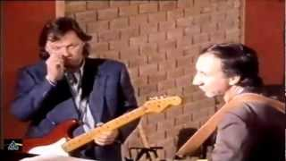 David Gilmour / Peter Townsend  1985