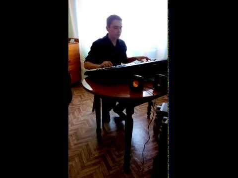 Фирдус Тямаев-Гомер утэ (на синтезаторе)