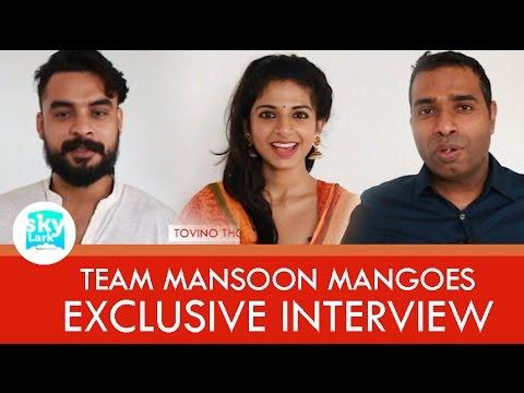 Team Mansoon Mangoes ATalking About Manson Mangoes   Iswrya   Tovino Thomas   