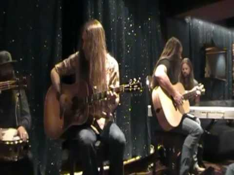 Blackberry Smoke - Willin