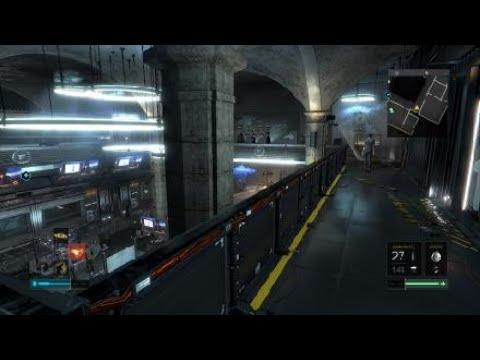 Deus Ex Mankind Divided walkthrough  gameplay part 1 -alex vega
