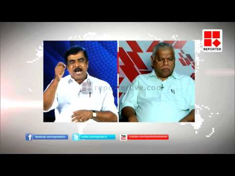 KANNUR POLITICAL MURDERS-EDITORS HOUR 19-01-2017│Reporter Live