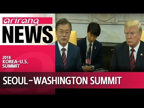 SEOUL-WASHINGTON SUMMIT(오프닝녹취)