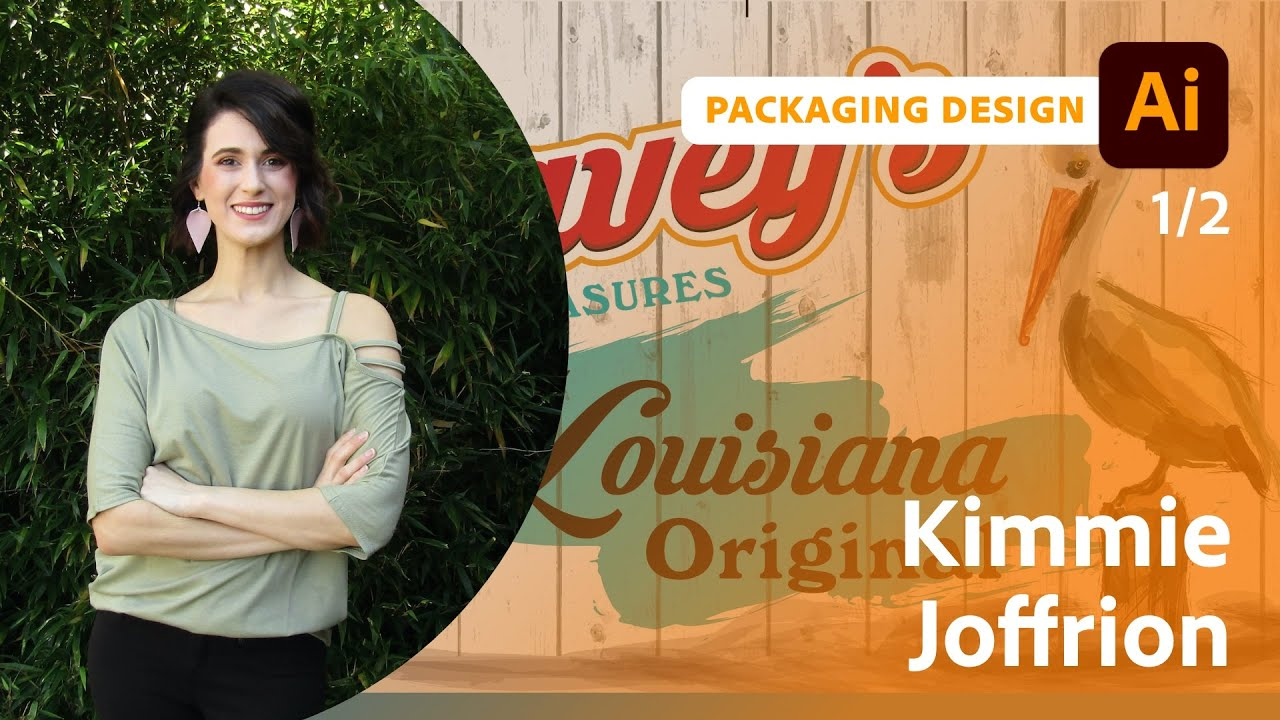 Packaging Design Pro Tips with Kimmie Joffrion - 1 of 2