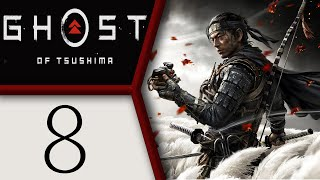 Ghost of Tsushima playthrough pt8 - Renegotiating the Sake Deal/Some EPIC Combat