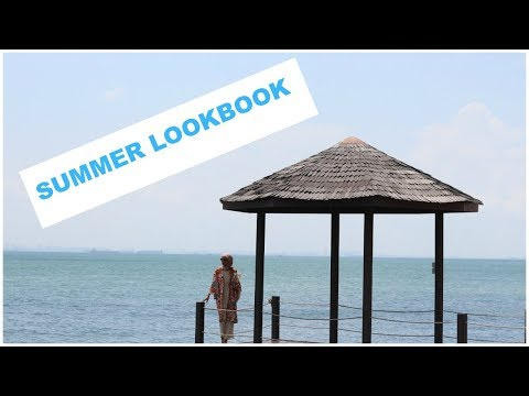 SUMMER LOOKBOOK | BATAM INDONESIA